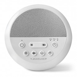 NOD by Yogasleep White Noise Machine with Night Light