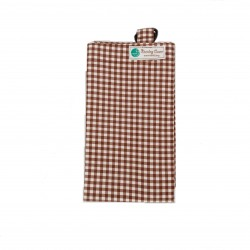 Next9 Nursing Covers - Brown Gingham