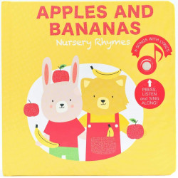 Cali's Books - Apples and Bananas