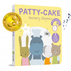Cali's Books - Patty Cake
