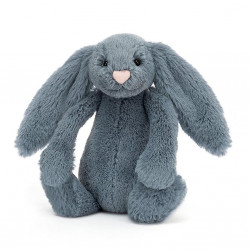 JELLYCAT BASHFUL BUNNY MEDIUM - DUSKY BLUE