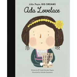 Little People, Big Dreams - Ada Lovelace