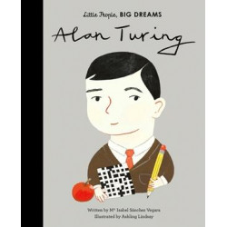 Little People, Big Dreams - ALAN TURING