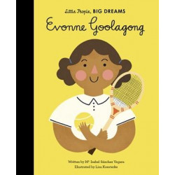 Little People, Big Dreams - Evonne Goolagong