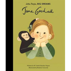 Little People, Big Dreams - jane goodall