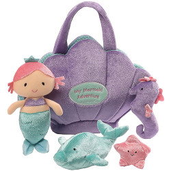 GUND Mermaid Adventure Play Set
