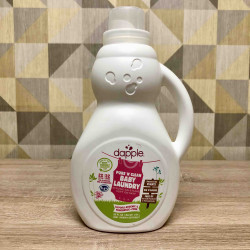 Dapple Naturally Clean Baby Laundry - Fragrance Free 50 FL OZ