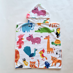 Amico Baby Hooded Towel
