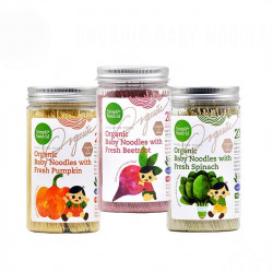 Simply Natural Certified Organic Baby Noodles Bundle