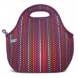 Built NY Gourmet Getaway Lunch Tote - Micro Dot