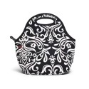 Built NY Gourmet Getaway Lunch Tote - Damask Black & White