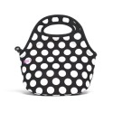 Built NY Gourmet Getaway Lunch Tote - Big Dot Black & White
