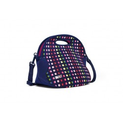 Built NY Spicy Relish Lunch Tote - Dot No. 9