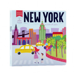 HELLO, WORLD - NEW YORK (BOOK OF COLORS)