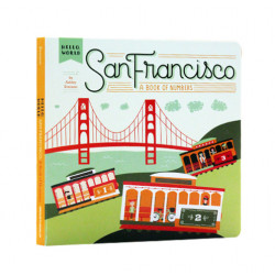 HELLO, WORLD - SAN FRANCISCO (BOOK OF NUMBERS)