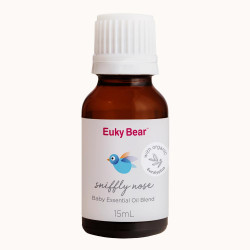 Euky Bear Sniffly Nose Baby Essential Oil Blend - 15ml
