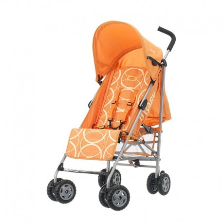 OBaby Stroller Atlas Circles - Orange