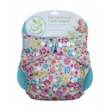 Baby Leaf One-Size Pocket Cloth Diaper - Funky Monkey