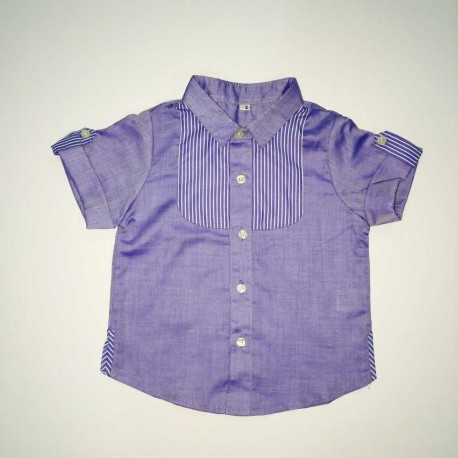 Adam S/S Shirt - Size 1