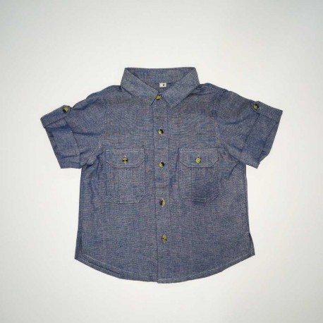 Andrew S/S Shirt - Size 1