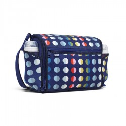 BUILT NY The Station Convertible Diaper Bag - Dot No. 9
