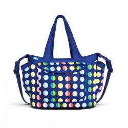 BUILT NY Go-Go Diaper Tote - Dot No. 9