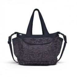 BUILT NY Go-Go Diaper Tote - Night Damask
