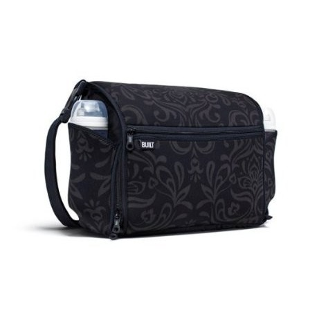 BUILT NY The Station Convertible Diaper Bag - Night Damask