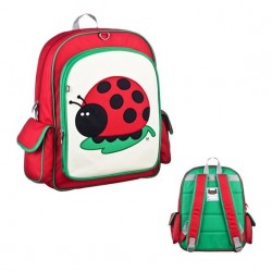 Beatrix Big Kid Backpack - Juju Ladybug