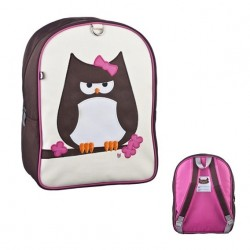 Beatrix Little Kid Backpack - Papar Owl