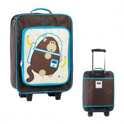 Beatrix Wheelie Bag - Dieter Space Monkey