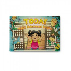 TODAY Tala's Adventure Begins Yoga Book for Kids