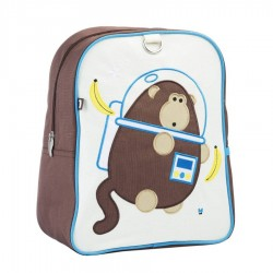 Beatrix Little Kid Backpack - Dieter Space Monkey