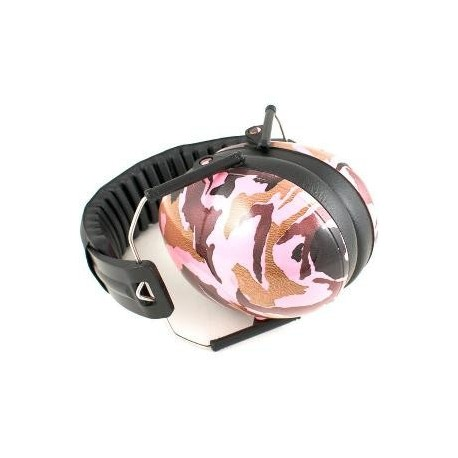 Banz Earmuffs for Kids - Pink Camo