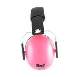 Banz Earmuffs for Kids - Pink
