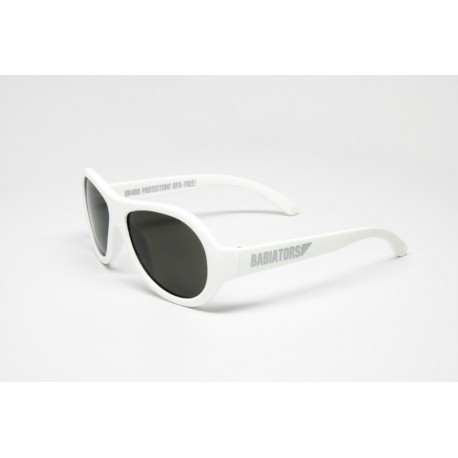 Babiators Original Sunglasses - Wicked White