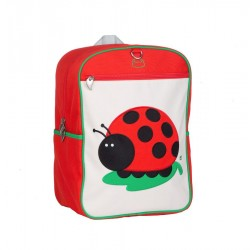 Beatrix Big Kid Backpack (New Design) - Ladybug