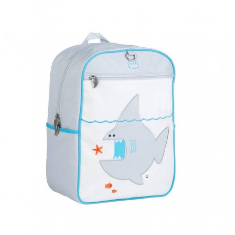 Beatrix Big Kid Backpack (New Design) - Shark