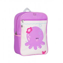 Beatrix Big Kid Backpack (New Design) - Octopus