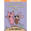 My New Friend Is So Fun! (An Elephant and Piggie Book) Hardcover