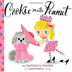 Cookie Meets Peanut Hardcover