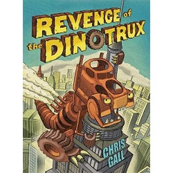 Revenge of the Dinotrux Board book