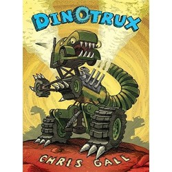 Dinotrux Board book