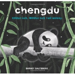 Chengdu Could Not, Would Not, Fall Asleep Hardcover