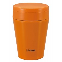 Tiger Soup Cup - Carrot Orange