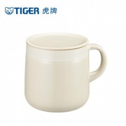 Tiger Stainless Steel Mug - Milk White