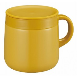 Tiger Stainless Steel Mug - Ginger Yellow