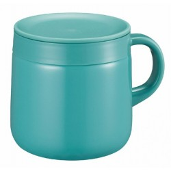Tiger Stainless Steel Mug - Aqua