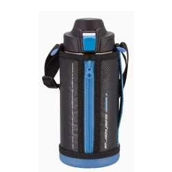Tiger Stainless Steel Mini Sahara Water Bottle - Blue