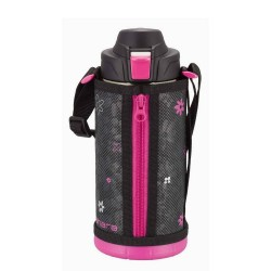 Tiger Stainless Steel Mini Sahara Water Bottle - Pink
